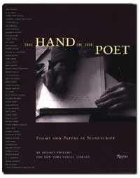 Dana Gioia The Hand of the Poet