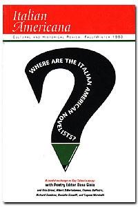 Italian Americana journal