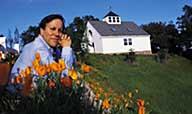 Dana Gioia in Sonoma